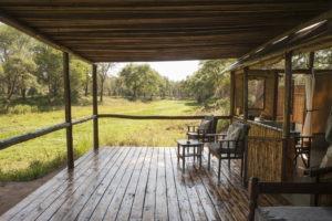 old mondoro tent deck
