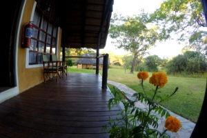 pioneer camp lusaka outside