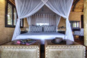 savuti safari lodge double bed