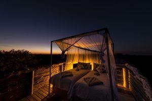 skybeds khwai reserve bed