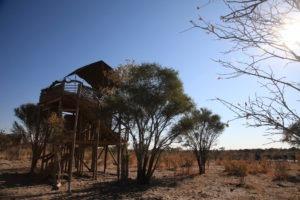 skybeds khwai reserve day