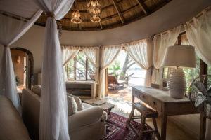 tongabezi lodge livingstone cottage interior