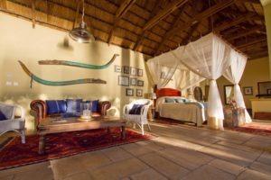 tongabezi lodge livingstone room