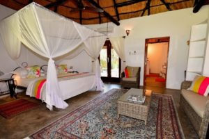 waterberry lodge livingstone sunbird room