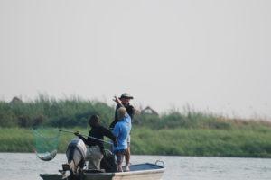 zambia upper zambezi tiger fishing net
