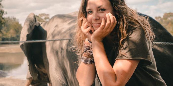 safari with gesa and frank Gesa Neitzel