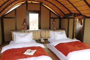 Etambura Camp Room 1