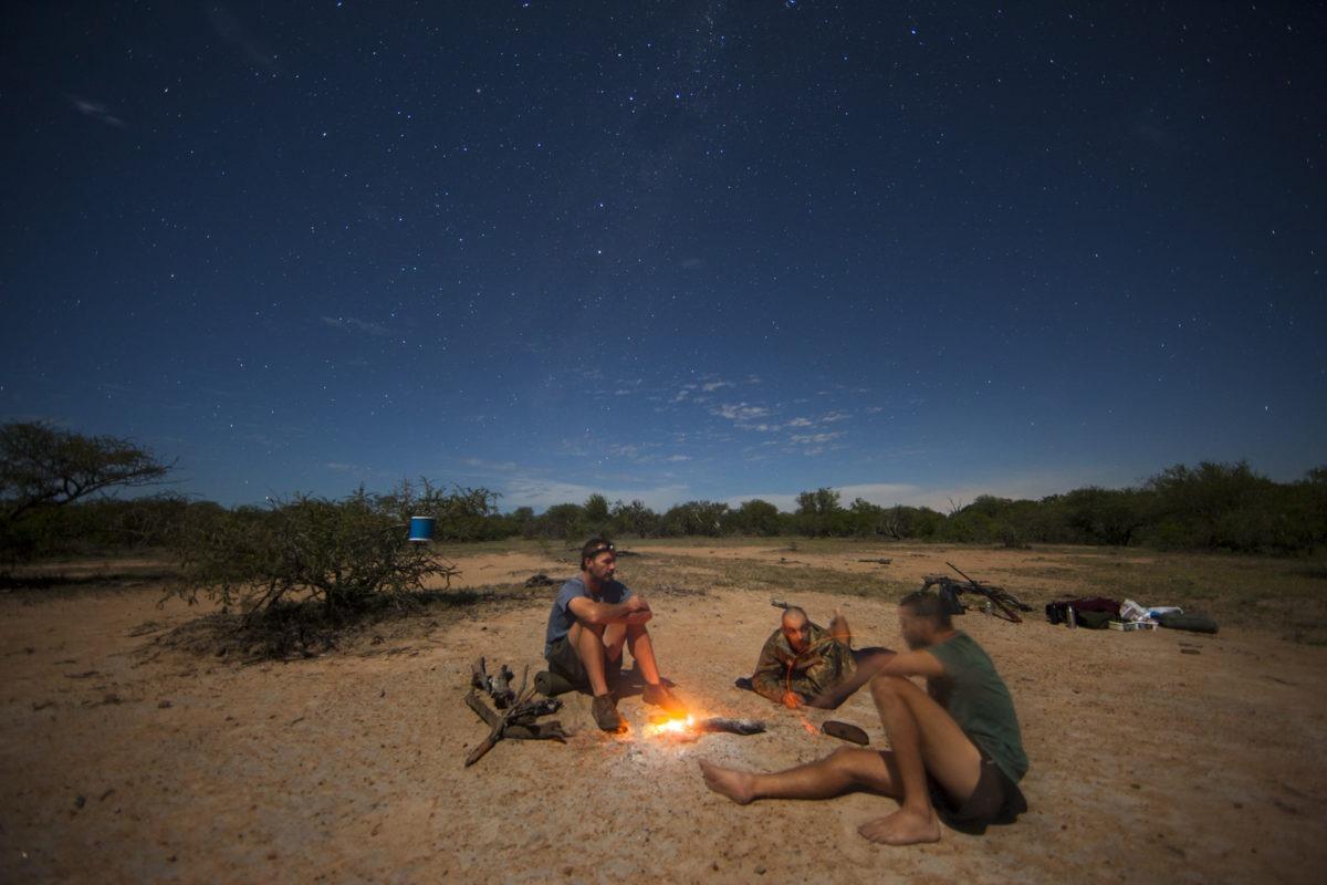 Greater kruger national park sleep under stars camping ...