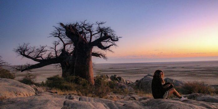 Kubu Island Botswana