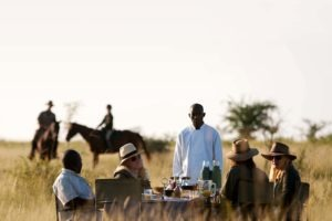 Makgadikgadi Botswana horse riding camp