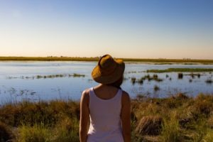 Northen Botswana Chobe Gesa Views