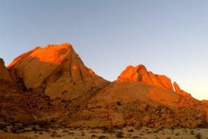 Northen Namibia spitzkoppe