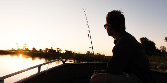 Northern Botswana Chobe Fishing