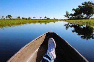 Nothern Botswana Canoe Okavango Delta