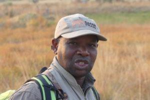 Our partners safari trails guide Okwa