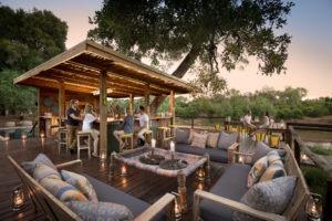 Pafuri Makuleke Kruger National Park Outdoor Bar