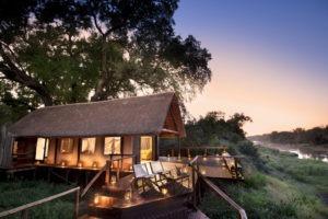 Pafuri Makuleke Kruger National Park Permanent Tent external