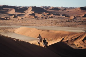 Southern Namibia landscape photography jason and emilie safari sossusvlei dune walk big daddy