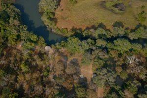 Zambia Kasanka Luwombwa Camp