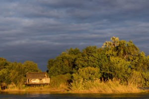 Zambia livingstone sindabezi lodge on water victoria falls