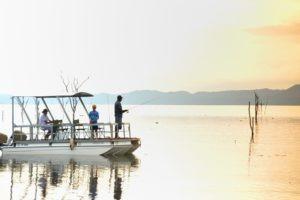 changa safari camp boat cruise