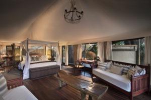 kanga camp mana pools big bedroom