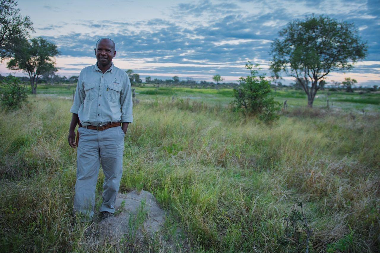 our partners safari guide okwa