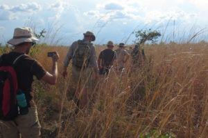 west zambia kafue Mukambi Safari Lodge Walking Safari 3
