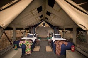 zambezi expeditions mana pools twin beds