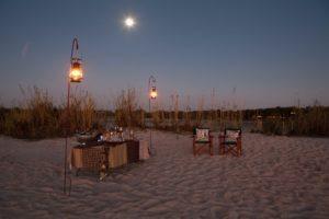 zambia livingstone tongabezi sand bar