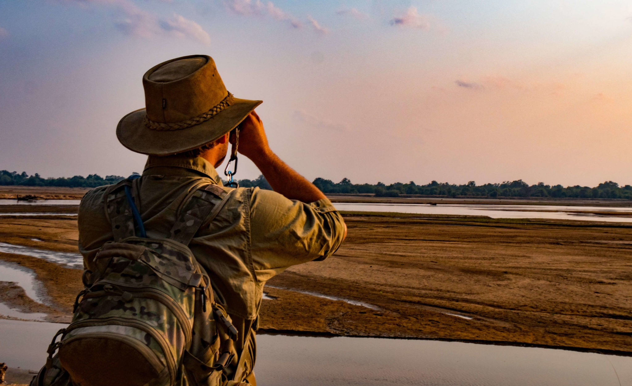 zambia luangwa valley game viewing frank