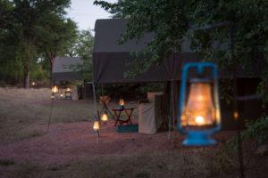 zimbabwe hwange mobile safari tents
