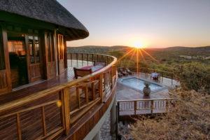 10Etosha Mountain Lodge Main area and swimming pool