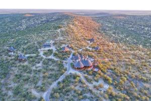 1Etosha Mountain Lodge Arial view5