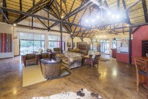 Hobatare Lodge Lounge