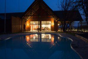 Hobatare Lodge Swimming pool
