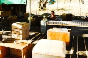 kogatende camp tanzania lounge