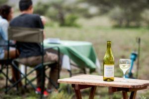 kogatende camp tanzania wine
