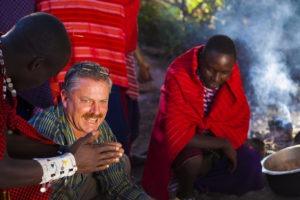 maasai tanzania ceremony