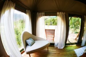 manyara green camp tanzania room
