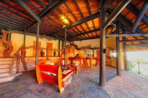 twyfelfontein country lodge reception