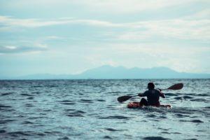 greystoke mahale canoeing