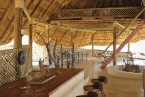 ikuka camp ruaha interior
