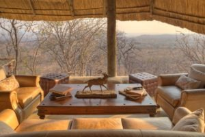 ikuka camp ruaha lounge