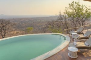 ikuka camp ruaha pool view