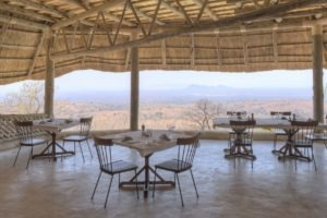 ikuka camp ruaha tables