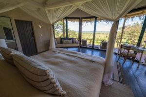 lamai serengeti bed view 1