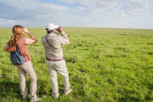 wayo walking camp serengeti plains