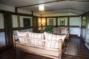 buhoma lodge uganda lounge interior