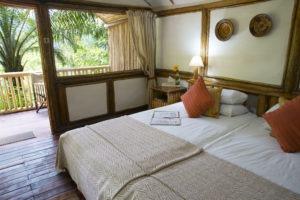 buhoma lodge uganda room view